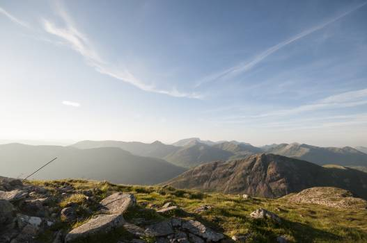 Mountain Landscape Valley #115431