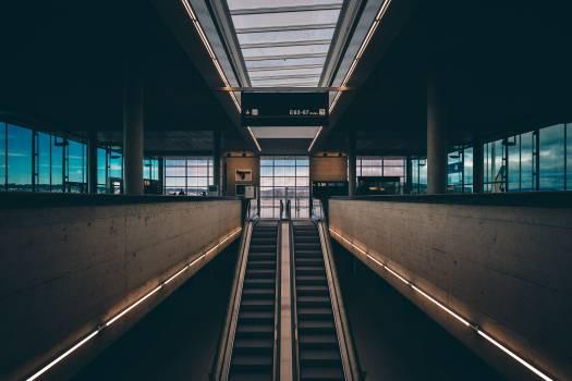 Station Facility Transportation Free Photo