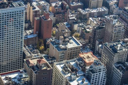 City Manhattan Cityscape #115531