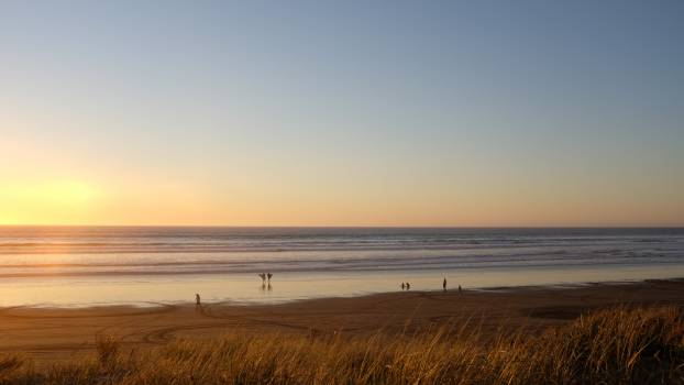Beach Sea Sky #115537