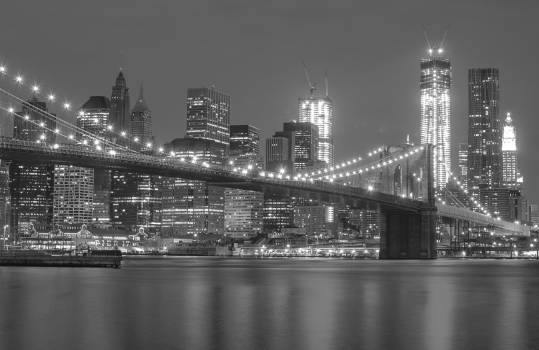 Manhattan City Cityscape #11573
