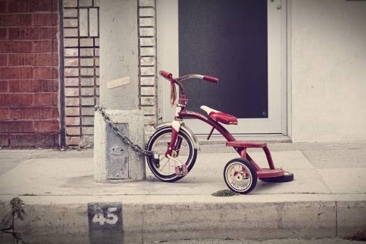Tricycle Wheeled vehicle Vehicle #11615