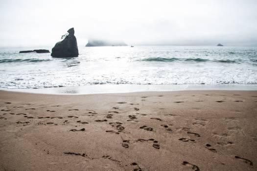 Beach Sand Ocean #11643