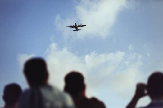 Sky Clouds Aircraft #11675