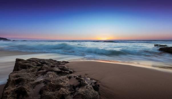 Beach Sea Ocean #11681