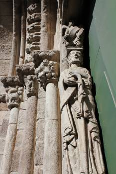 Statue Column Sculpture #116826