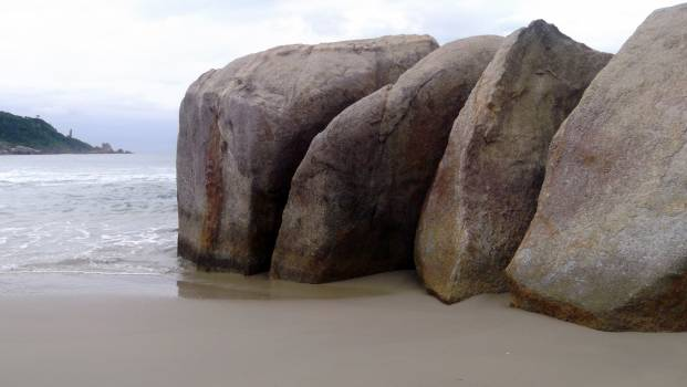 Rock Natural object Megalith #116862
