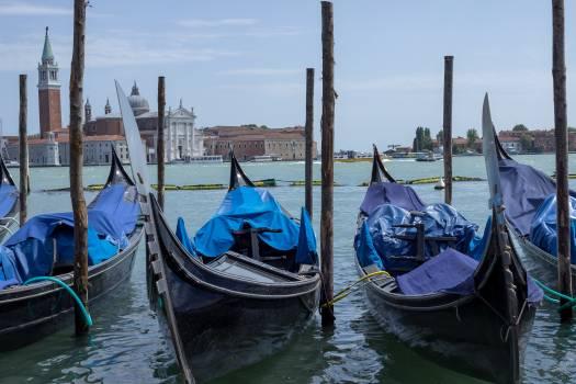 Vessel Boat Gondola #117084