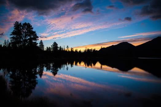Landscape Sky Water #11714