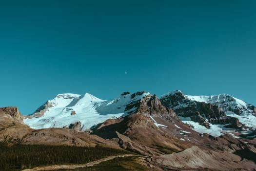 Mountain Glacier Snow #11726