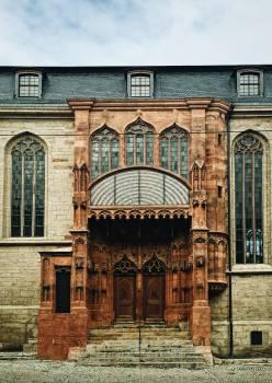 Building Architecture Church #11732