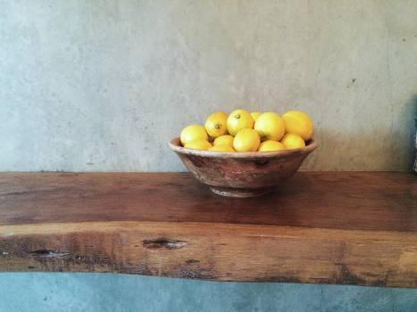 Fruit Food Yellow Free Photo