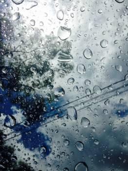 Water Bubbles Drops Free Photo