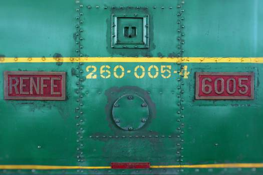 Container Safe Control Free Photo