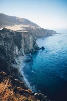 Landscape Geological formation Sea #11795