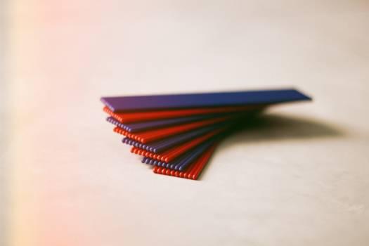 Flag Pencil Emblem #118191