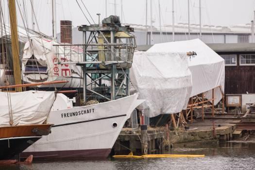 Vessel Ship Boat #118501