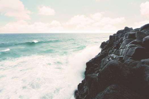 Ocean Sea Beach #11858