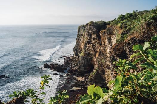 Rock Cliff Landscape #11872