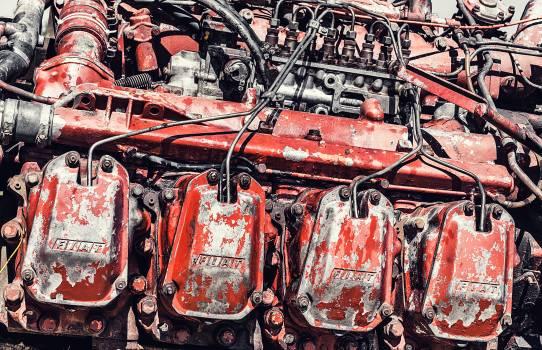 Engine Motor Machine Free Photo