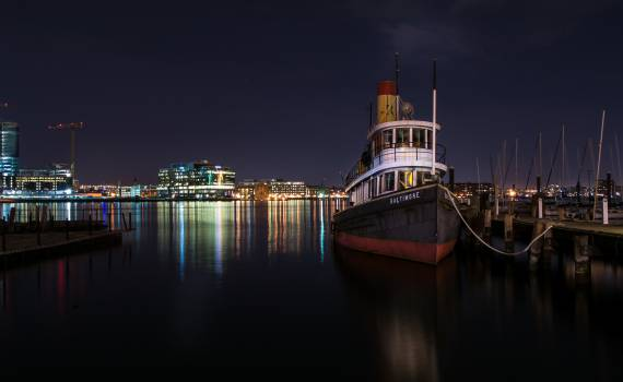 Dock Waterfront City #11936