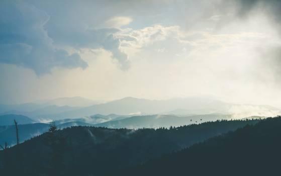 Mountain Range Landscape #11965