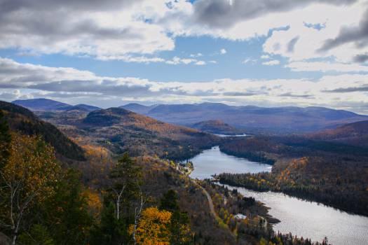 Valley Mountain Landscape #11968