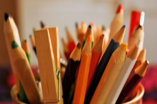 Pencil Matchstick Writing implement Free Photo