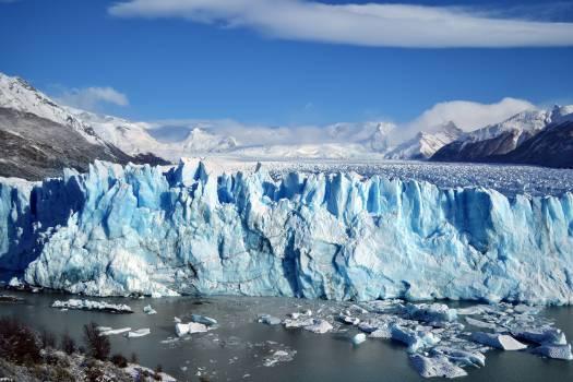 Glacier Ice Snow #11986