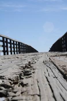 Sky Landscape Bridge #120071