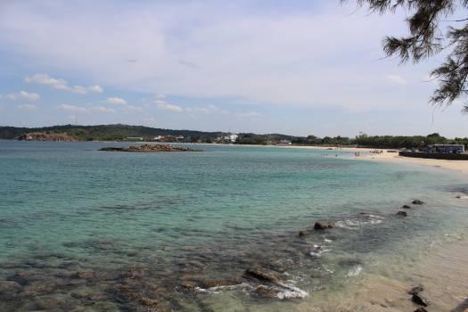 Sandbar Barrier Beach Free Photo