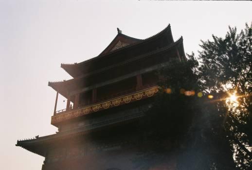 Temple Architecture Building #12016