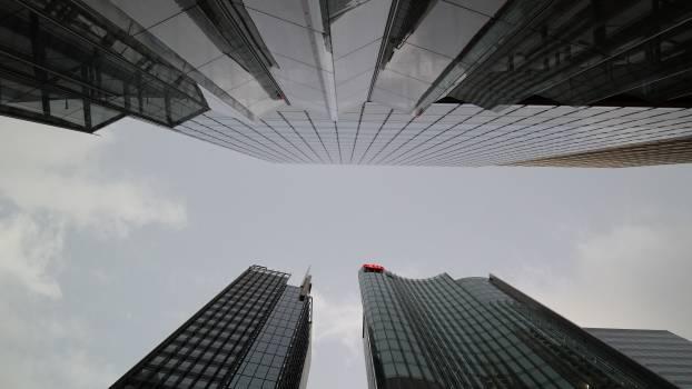 Skyscraper Architecture Building #121009