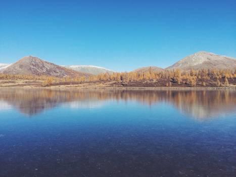 Landscape Water Sky #12109