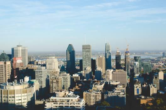 Manhattan City Skyline #12113