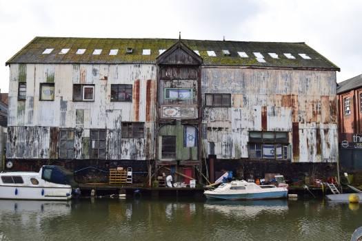 Boathouse Shed Outbuilding #121299