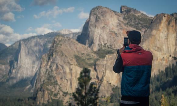 Mountain Canyon Landscape #12130