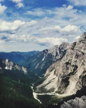 Mountain Snow Range #12131