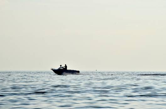 Boat Vessel Sea #12162