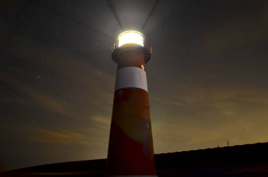 Rocket Tower Beacon #12166