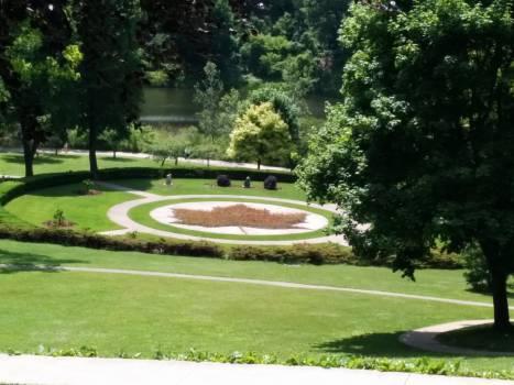 Maze Golf Course Free Photo
