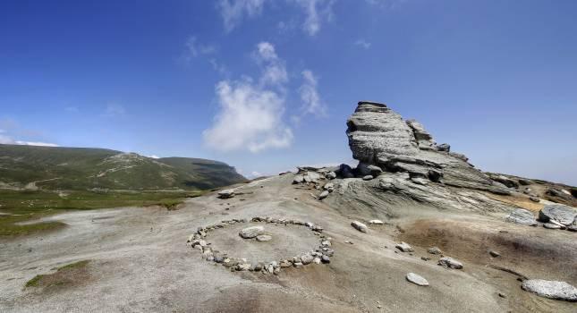 Landscape Sky Rock #12180