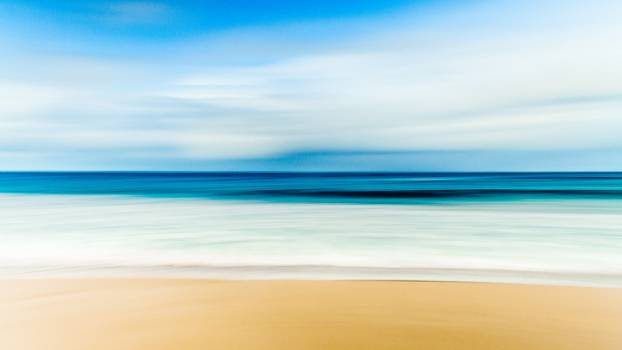 Seascape Sea Beach Free Photo