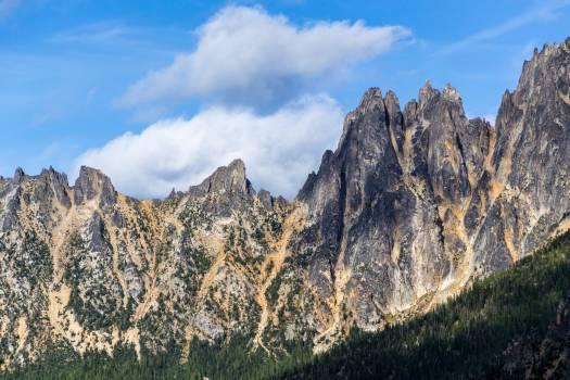 Canyon Valley Mountain #12185