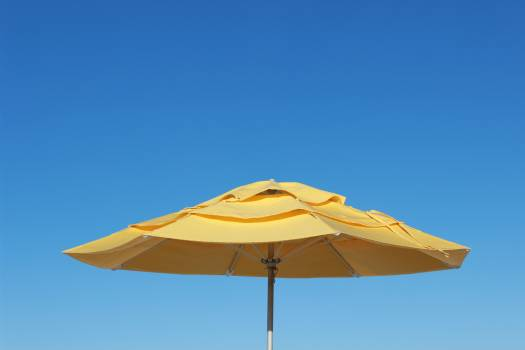 Parasol Umbrella Beach Free Photo