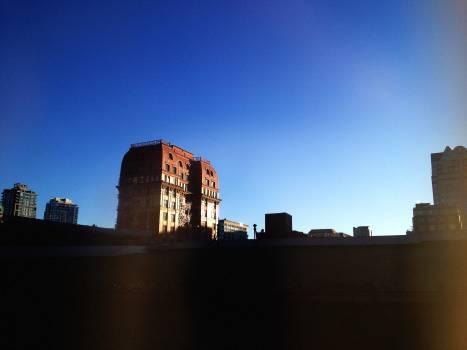 City Skyline Business district #122308