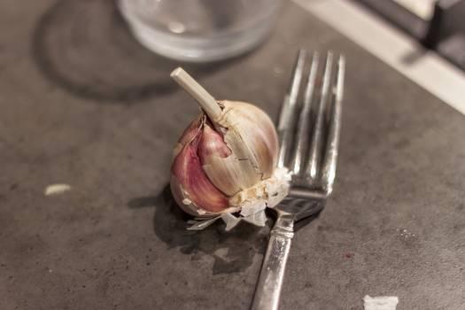 Garlic Spindle Food Free Photo