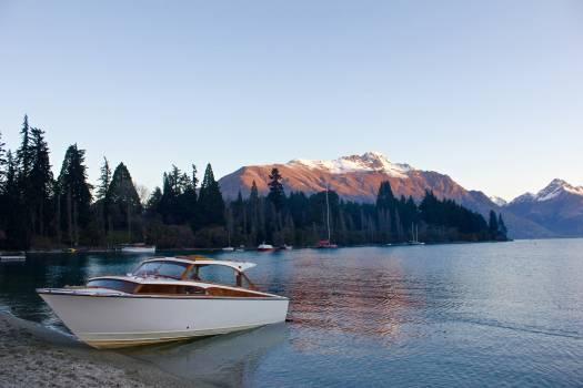 Boat Speedboat Motorboat #122821