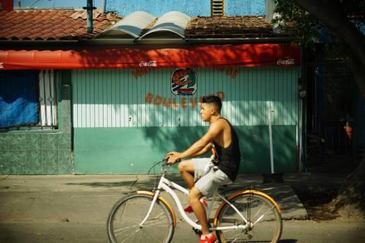 Bicycle Bike Cycling Free Photo