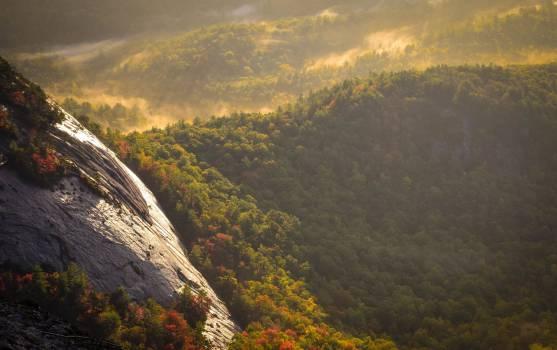 Valley Landscape Mountain #12321